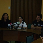 Conferencia Prensa - Actividad Ciclística PO-8