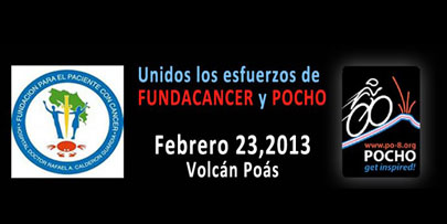Pocho 2013 - Fundacancer
