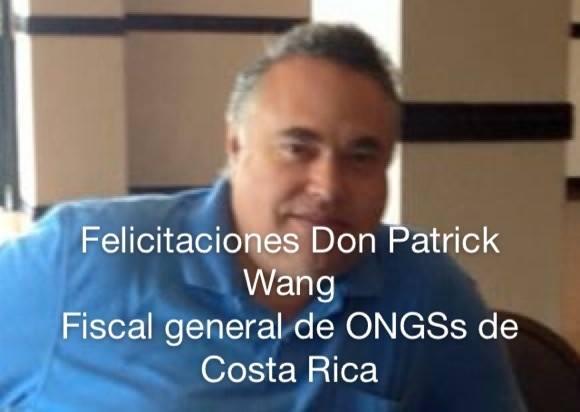 Fiscal de la Federación de ONGs de Costa Rica